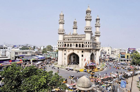 A look into the past and present scenario of Hyderabad
