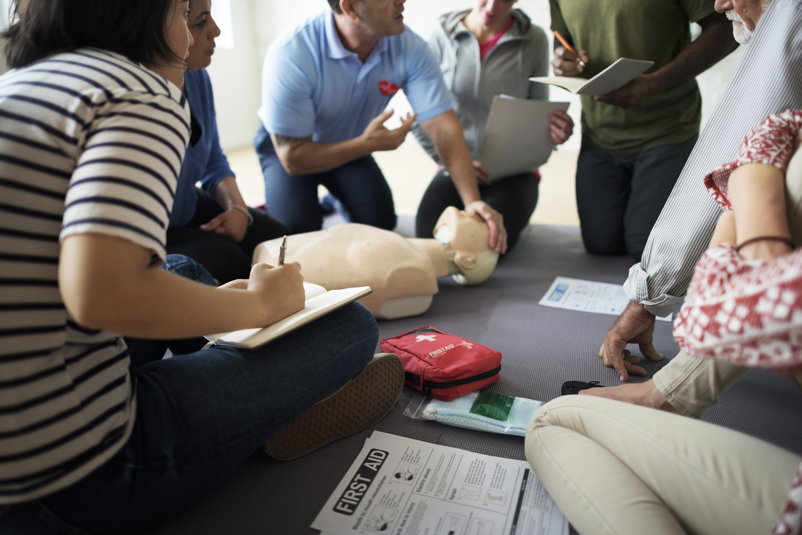 Tips On Becoming A CPR Certified Through Taking CPR Courses