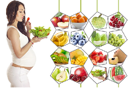 Dietary tips for a pregnant woman